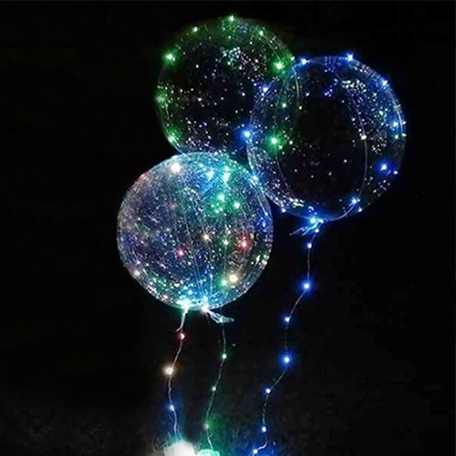 send multi color led balloons to your loved ones in lebanon. Black Bedroom Furniture Sets. Home Design Ideas