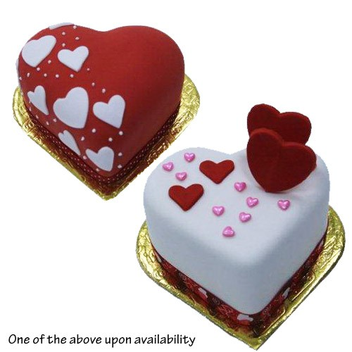 Sweetheart Love Cake