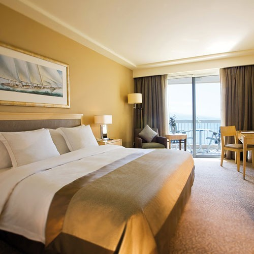 Luxurious Night for Two At The Movenpick