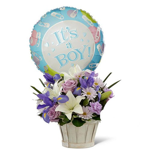Its a Boy Basket