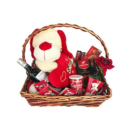 Valentine's Treat Hamper