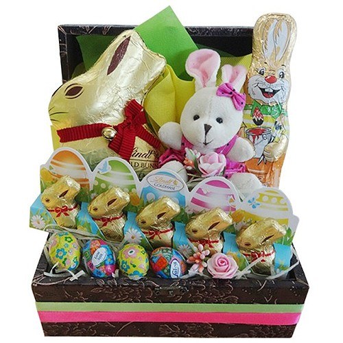 Send easter gift basket to the united arab emirates for easter easter gift basket negle Choice Image